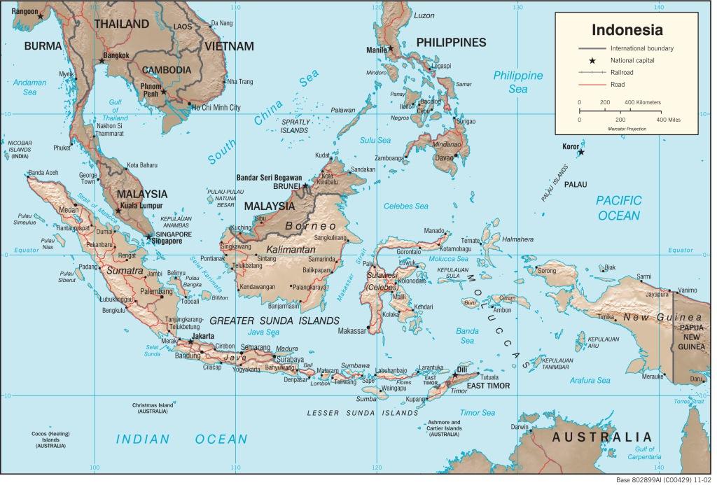 Indonesien: Westtimor