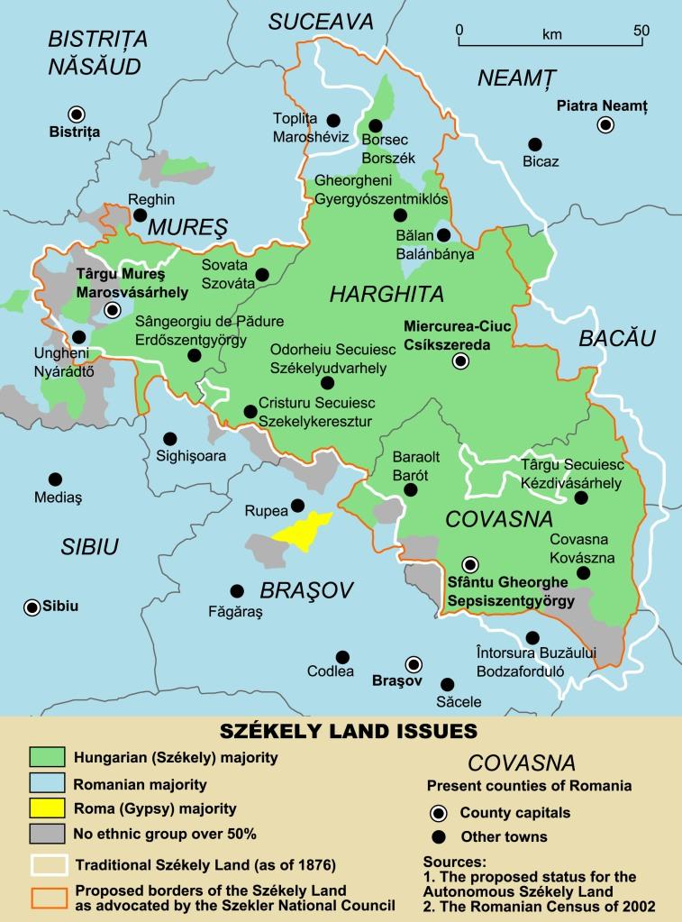 Szeklerland