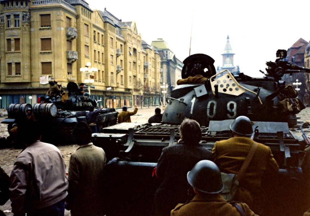 Timisoara 1989